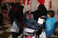 KıZıLAY - Güvenli Bölgelere Göç Eden Sivillere 'Sevgi Butik' Desteği