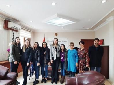 İvrindili Öğrenciler İspanya'ya Gitti