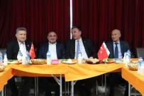 KURU KAYISI - Kırgızistan Büyükelçisi Omuraliyev'den MÜSİAD'a Ziyaret