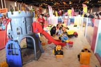Konyaaltı Belediyesi Çocuk Festivali Başladı