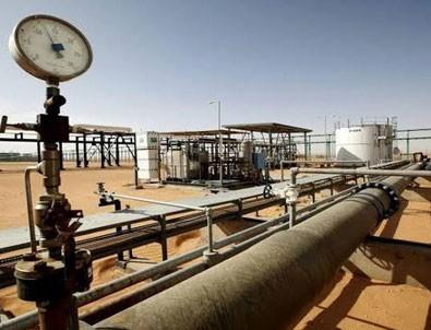 Libya'nın güneyinde petrol akışı durduruldu