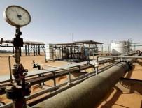 PETROL - Libya'nın güneyinde petrol akışı durduruldu