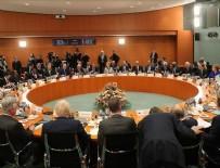 ALMANYA - Libya konulu Berlin Zirvesi başladı