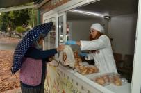 HALK EKMEK - Mersin'de Halk Ekmek Büfeleri Kadınlara Emanet