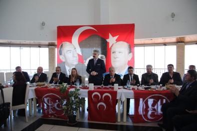 MHP MYK Üyesi Alperen Açıklaması 'Cumhur İttifakı Tankların Üzerinde Kuruldu'