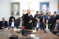 GENEL BAŞKAN YARDIMCISI - Özhaseki Ceylanpınar'da Partililerle Buluştu