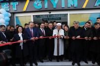 GENEL BAŞKAN YARDIMCISI - Özheseki Şanlıurfa'da Sosyal Market Açılışına Katıldı