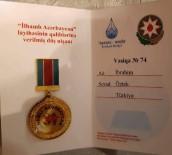 SOYKıRıM - Prof. Dr. İbrahim Öztek, 'İhamlı Azerbaycan' Nişanı İle Ödüllendirildi