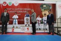 KARATE - Şehit Emniyet Müdürü Okkan Anısına Karate Turnuvası Gerçekleştirildi