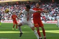 KARAOĞLAN - Süper Lig Açıklaması Antalyaspor Açıklaması 0 - Göztepe Açıklaması 3 (İlk Yarı)