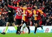 HÜSEYİN ALTINTAŞ - Süper Lig Açıklaması Galatasaray Açıklaması 1 - Denizlispor Açıklaması 0 (İlk Yarı)