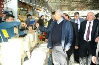 GIDA HATTI - TESK Başkanı Palandöken, Vatandaşları Taklit Ve Tağşiş Ürünlere Yönelik Uyardı