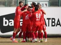 MUSTAFA AYDıN - TFF 2. Lig Açıklaması Sivas Belediyespor Açıklaması 2 - Bodrum Belediyesi Bodrumspor Açıklaması 0