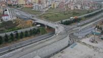 KORKULUK - Tuzla Şifa - Çayırova Bağlantı Köprüsünde İmalatlara Devam
