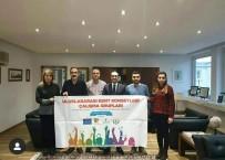 FRANKFURT - Uluslararası Kent Konseyleri Çalışma Grupları Projesi Almanya'da Tanıtıldı