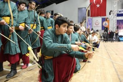 Ümraniye Belediyesi 4. Geleneksel Okçuluk Yarışması Yapıldı
