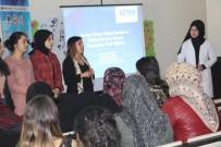 Yüksekovalı Kadınlar Kanser Hakkında Bilgilendirildi