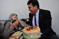 105 Yaşındaki Nineye Doğum Günü Sürprizi