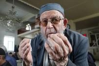 AYDOĞAN - 105 Yaşındaki Seyit Dede Uzun Yaşamın Sırrını Anlattı