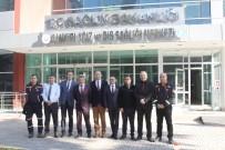 DİŞ SAĞLIĞI - AFAD'tan 'Tehlike Avı' Denetimleri