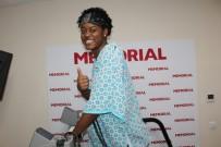 MEMORIAL - Bellona Kayseri Basketbol'un Amerikalı Transferi Sağlık Kontrolünden Geçti