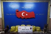 Bingöl'de İl Jandarma Komutanlığı 3 Operasyonda 664 Kilo Uyuşturucu Ele Geçirildi
