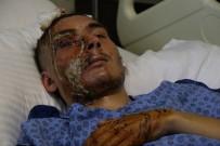 Bu Halde Hastaneden Taburcu Edildi, Ailesi Gözyaşına Boğuldu