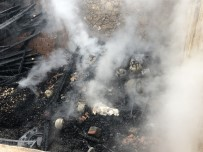 ARAZİ ANLAŞMAZLIĞI - Cezaevine Görüşe Giden Ailenin Evinde Şüpheli Yangın