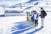 Denizli Büyükşehir Belediyesi'nden Ücretsiz Kayak Kursu