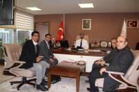 Doğu Anadolu Büyük Aile Federasyonun Ankara Ziyareti