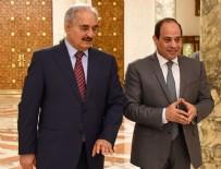 Hafter, Sisi'ye sığındı!