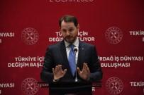ENERJİ BAKANLIĞI - Hazine Ve Maliye Bakanı Albayrak Açıklaması '2020 Yılı 'İVME' Yılı Olacak'