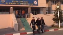 Iğdır'da Uyuşturucu Operasyonu Açıklaması 7 Tutuklama