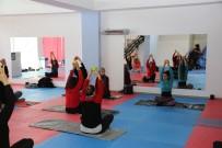 SPOR MERKEZİ - Kadın Spor Merkezi'ne Yoğun İlgi