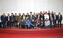 Karacoşkun Başarılı Sporcularla Bir Araya Geldi