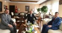 Ulaştırma ve Altyapı Bakanı - Karaköprü'deki Trafik Sorunu Çözülüyor