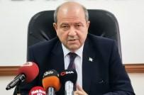 ERSIN TATAR - KKTC Başbakanı Tatar Açıklaması 'Kıbrıs Türk Halkının Egemenliği Rum Tarafı İle Tartışma Konusu Olamaz'