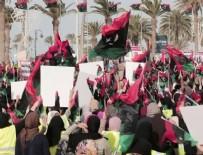 Libya halkı, TBMM'den geçen tezkereyi sevinçle karşıladı!
