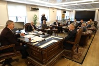 TAPU KADASTRO - Melikgazi'de Tapu Kadastro İle Protokol İmzalandı