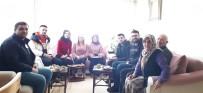 ETILER - Öğrenciler Şehit Ailelerini Unutmadı