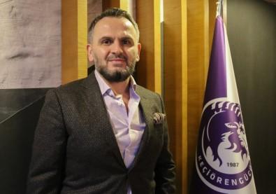 Sedat Tahiroğlu Açıklaması 'Keçiörengücü'nün Play-Off Ve Şampiyonluk Yarışı İçerisinde Olması Haz Verici'