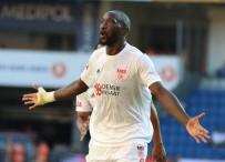FATIH AKSOY - Sivasspor'un gol yükünü Yatabare çekti