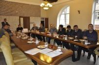 'Tarımsal Kuraklık 2019 Yılı Değerlendirme' Toplantısı Yapıldı