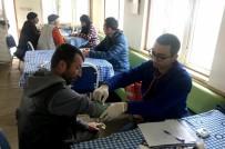 Tepebaşı Belediyesi'nden Kırsal Mahallelere Sağlık Taraması