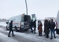 YÜZÜNCÜ YıL ÜNIVERSITESI - Van Büyükşehir Belediyesinden Öğrencilere Çorba İkramı