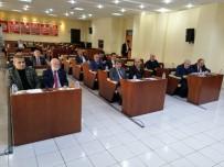 MEHMET ALI ŞAHIN - Yeni Yılın İlk İl Genel Meclis Toplantısı Yapıldı