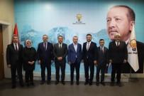 AK Parti Ürgüp İlçe Başkanlığına Oğuz Kahraman Atandı
