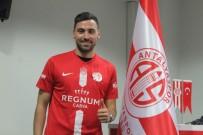 GALATASARAY - Antalyaspor'da Sinan Gümüş Resmi Sözleşmeyi İmzaladı