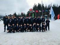 Bağcılarlı İzcilere Aladağ'da Kış Kampı