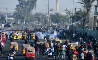 ORANTISIZ GÜÇ - Bağdat Operasyon Komutanlığı Açıklaması '15 Subay Yaralandı'